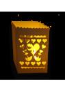 Mécses doboz